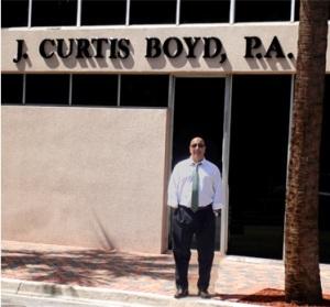 J. Curtis Boyd P.A.
