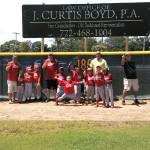 Boyd makes an Impact