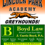 Boyd supports Lincoln Park