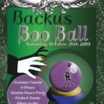 Backus Boo Ball